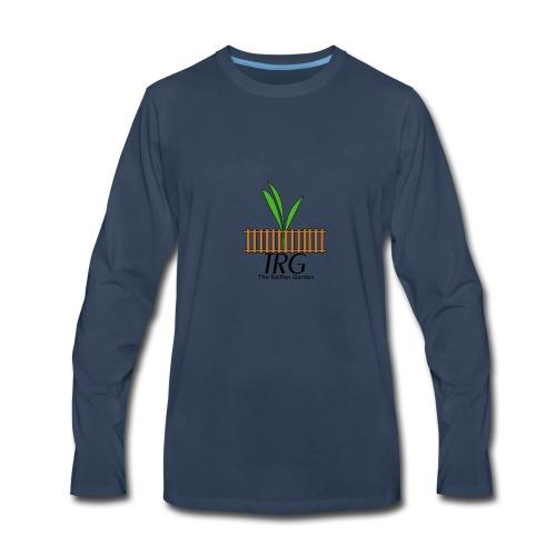 The Railfan Garden - Men's Premium Long Sleeve T-Shirt