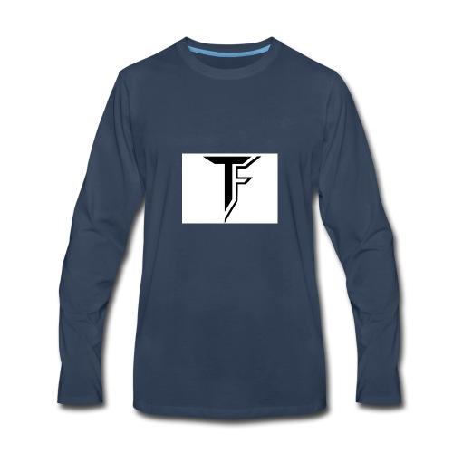 Tube fox - Men's Premium Long Sleeve T-Shirt