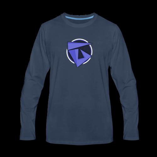 JustGioLogo2018 - Men's Premium Long Sleeve T-Shirt