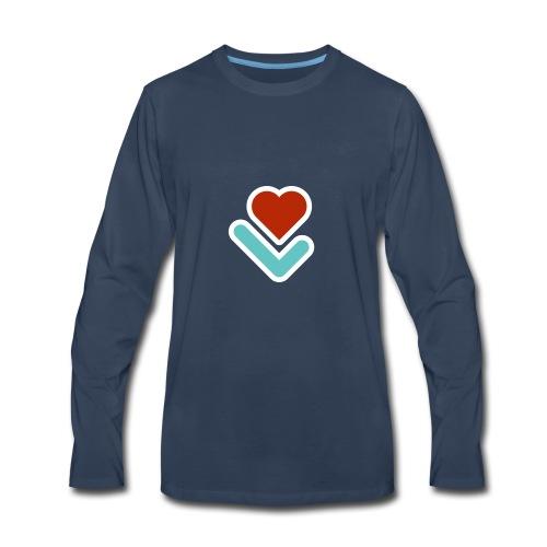 Lawbooth - Men's Premium Long Sleeve T-Shirt