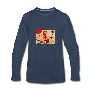 Psychobiology Bruja - Men's Premium Long Sleeve T-Shirt