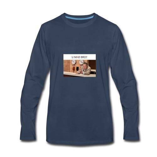 U MAD T - Men's Premium Long Sleeve T-Shirt