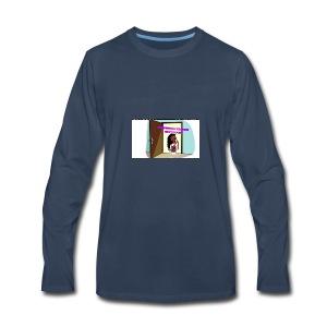TheFriendlyGamerNextDoor's Shirt!!! - Men's Premium Long Sleeve T-Shirt