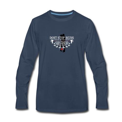 Valentine's day gifts - Men's Premium Long Sleeve T-Shirt