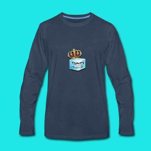 TheIceKing - Men's Premium Long Sleeve T-Shirt