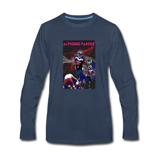 The Parker - Men's Premium Long Sleeve T-Shirt