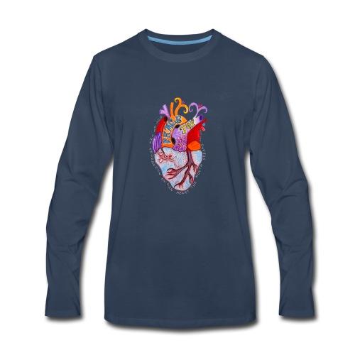 heartverse - Men's Premium Long Sleeve T-Shirt