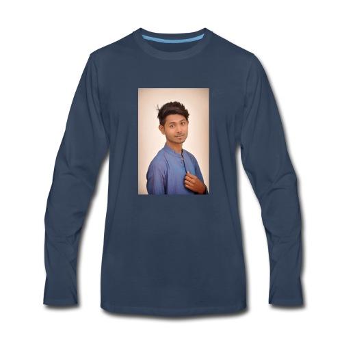 Mntar Bagal - Men's Premium Long Sleeve T-Shirt