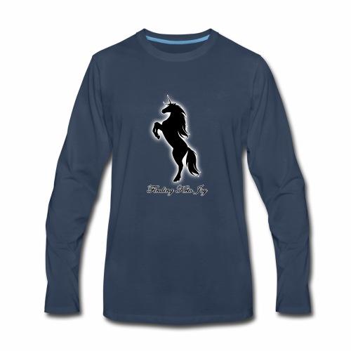 Finding Keto Joy Tshirt - Men's Premium Long Sleeve T-Shirt