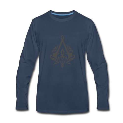 assassins creed - Men's Premium Long Sleeve T-Shirt