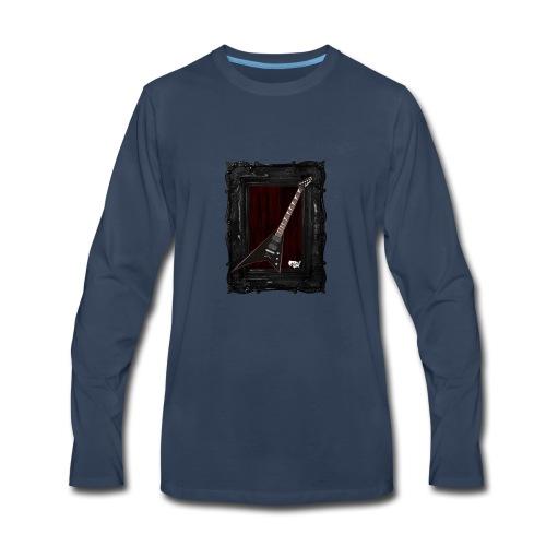 Tshirt_Jackson_Framed_V2 - Men's Premium Long Sleeve T-Shirt