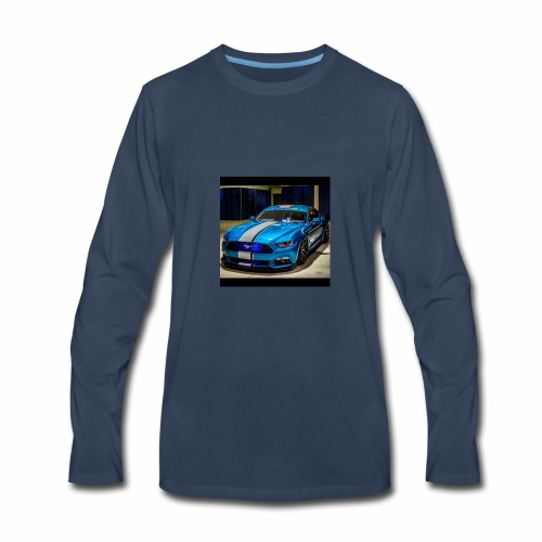 TEAM FORD - Men's Premium Long Sleeve T-Shirt