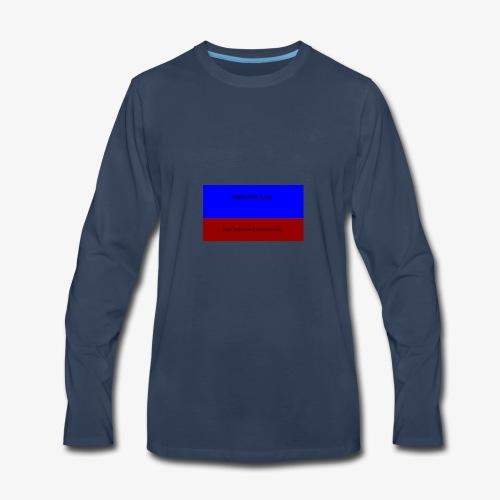 interview live 2 - Men's Premium Long Sleeve T-Shirt
