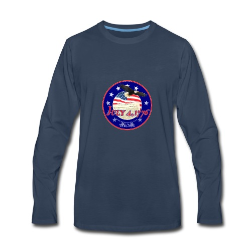 Independence Day - Men's Premium Long Sleeve T-Shirt