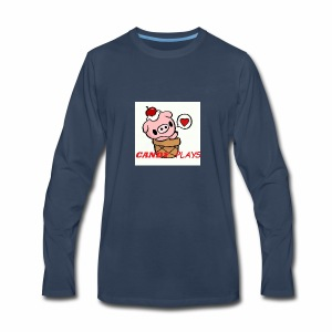 Candy Plays - Men's Premium Long Sleeve T-Shirt