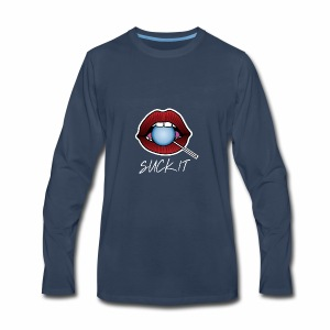 Suck It - Men's Premium Long Sleeve T-Shirt