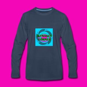 klbjjb - Men's Premium Long Sleeve T-Shirt