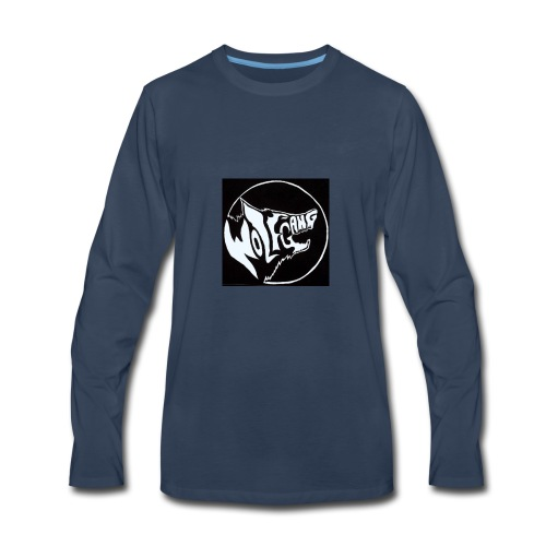 WOLFHEAD - Men's Premium Long Sleeve T-Shirt