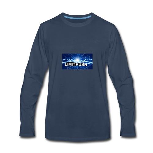 Limit Push - Men's Premium Long Sleeve T-Shirt