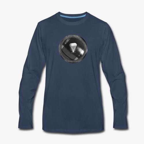 23° Diseño - Men's Premium Long Sleeve T-Shirt