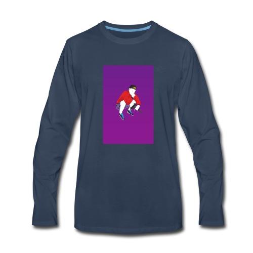 KILLAH TVETH - THEME - Men's Premium Long Sleeve T-Shirt