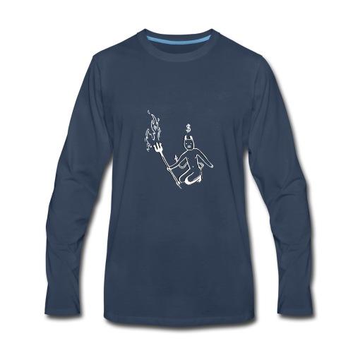 Devil - Men's Premium Long Sleeve T-Shirt