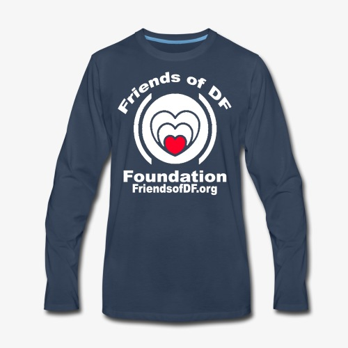 FODFWHITE - Men's Premium Long Sleeve T-Shirt