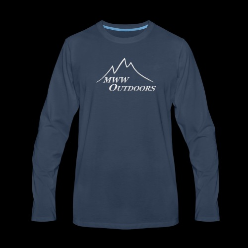 MWW Outdoors Merchandise - Men's Premium Long Sleeve T-Shirt