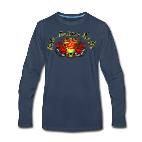 QUEST4LIFE'S M-FAF APPAREL - Men's Premium Long Sleeve T-Shirt