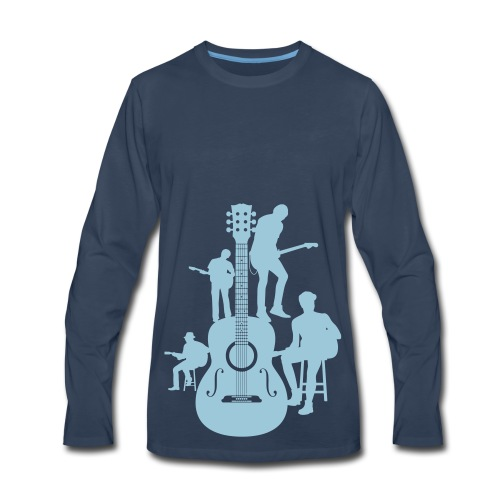 Musical5 - Men's Premium Long Sleeve T-Shirt