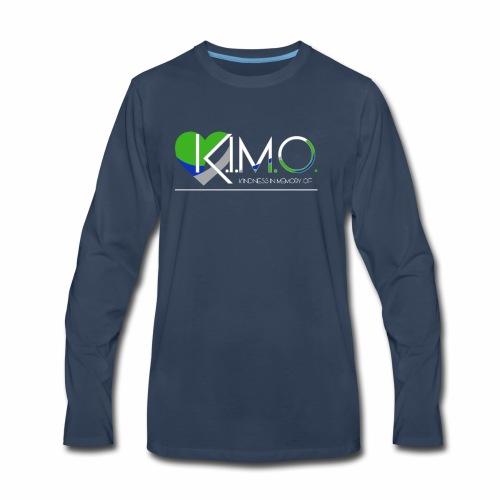 K.I.M.O. T-Shirt - Men's Premium Long Sleeve T-Shirt