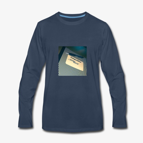 SpitFire - Released Cover - Men's Premium Long Sleeve T-Shirt
