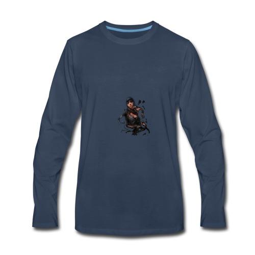 trios - Men's Premium Long Sleeve T-Shirt