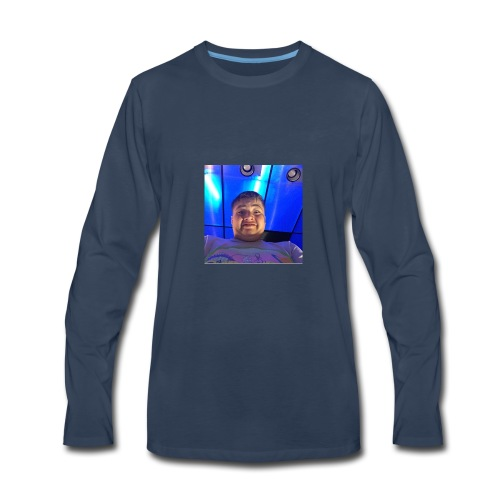 Games movie night - Men's Premium Long Sleeve T-Shirt