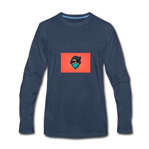 SuperCool - Men's Premium Long Sleeve T-Shirt