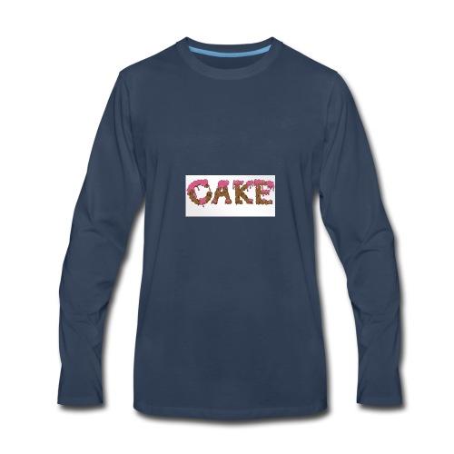 CAKE - Men's Premium Long Sleeve T-Shirt