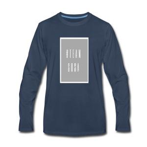 Cali Style - Men's Premium Long Sleeve T-Shirt