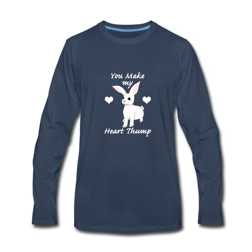 jjjjjj_edited-1 - Men's Premium Long Sleeve T-Shirt