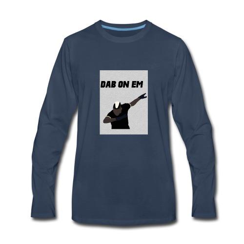 dab - Men's Premium Long Sleeve T-Shirt