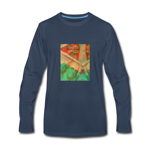 Benjy frank - Men's Premium Long Sleeve T-Shirt