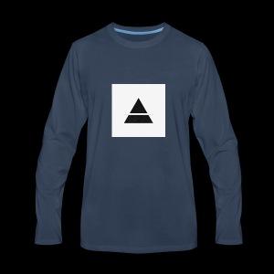 2e4c36a00924c8247e3ae17fb22888f6 geometric tattoo - Men's Premium Long Sleeve T-Shirt