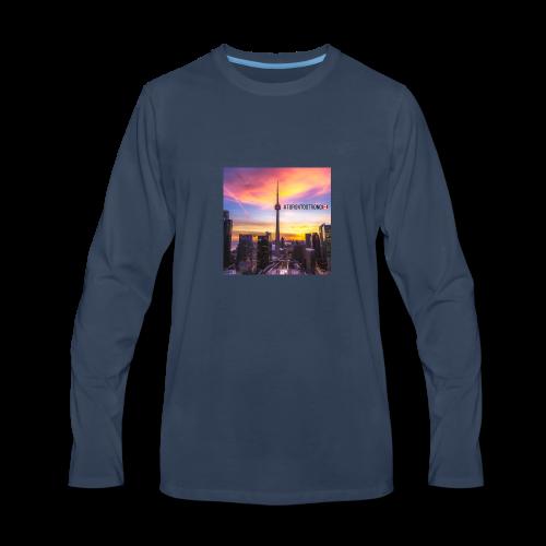 #TorontoStrong - Men's Premium Long Sleeve T-Shirt