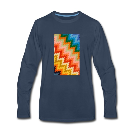 Creative design - Men's Premium Long Sleeve T-Shirt