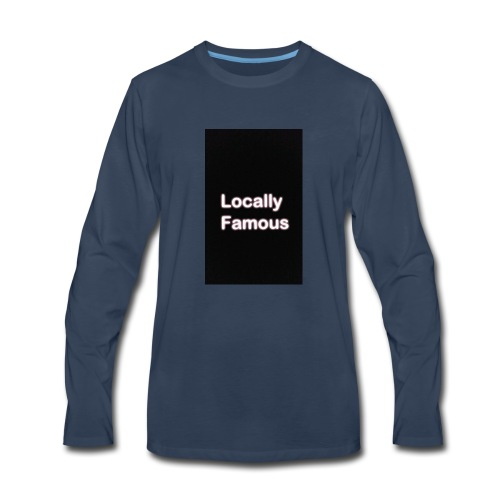 Locally Famous - Men's Premium Long Sleeve T-Shirt