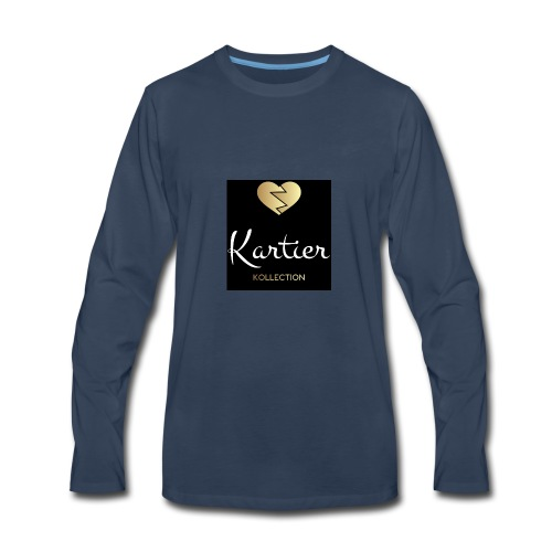 2CCDB180 A14F 4023 8044 DE1B0EFCA1A6 - Men's Premium Long Sleeve T-Shirt