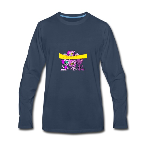 MARCH - Men's Premium Long Sleeve T-Shirt