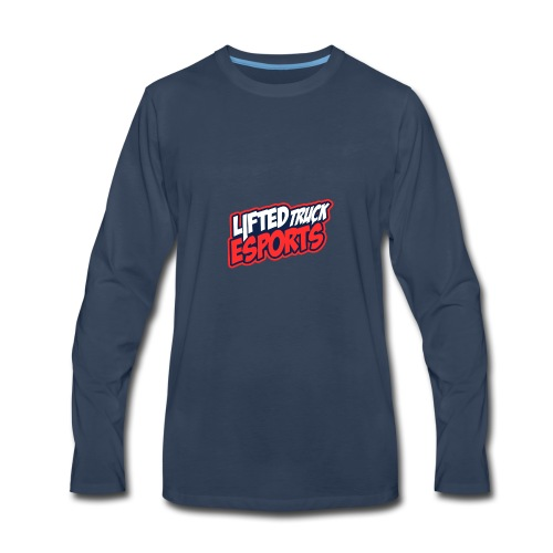 Stay Lifted - Men's Premium Long Sleeve T-Shirt