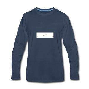 Legacy over Money - Men's Premium Long Sleeve T-Shirt