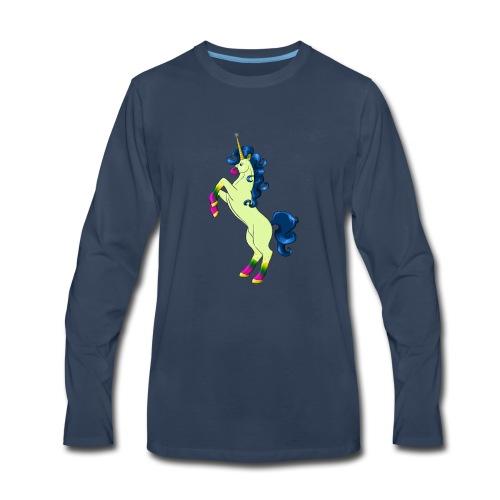 Unicorn - Men's Premium Long Sleeve T-Shirt