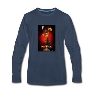 Puss in Boots - Men's Premium Long Sleeve T-Shirt